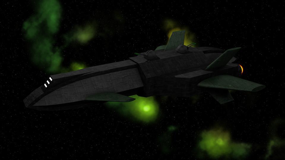 Die Argosy war bei Spielern und Piraten gleichermaßen beliebt. Nicht nur, dass man ihre Reichweite und Verteidigungssysteme erhöht und verstärkt werden, sie konnte auch mit Raketen bestückt werden, und sogar zwei Hawks an Bord tragen.