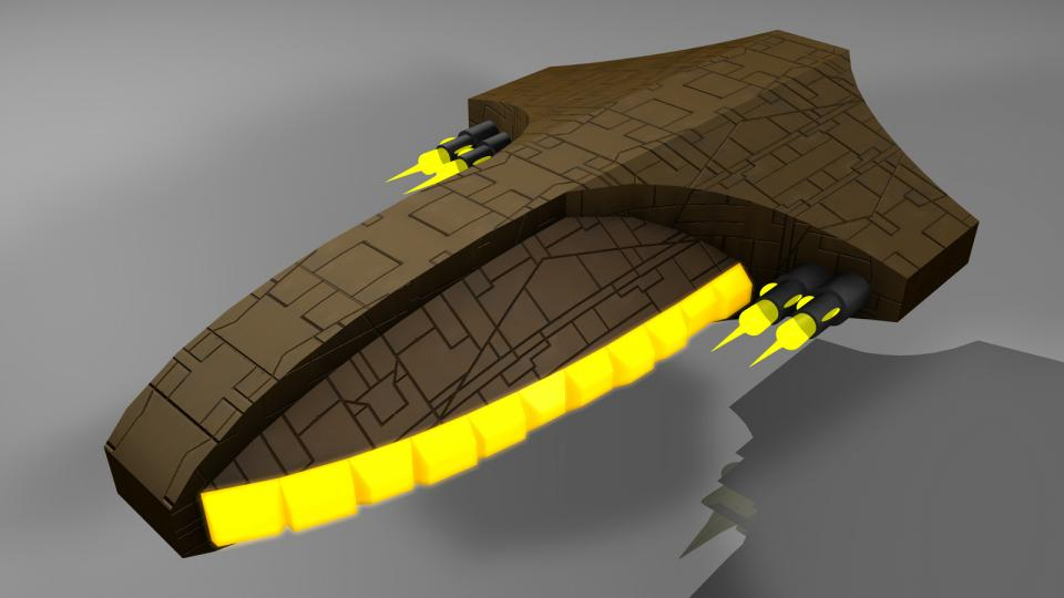 The Igadzra were the second of the Three Strands, and also the most mysterious one. They refused any contact with outsiders. Thus the player could not become associated with this Strand. Their ships were powerful, equipped with reinforced shields and SAE (Search And Eliminate) seeker modules, a stronger version of the freely available SAD (Search And Destroy) seeker modules. This was their own version of the Arada.
