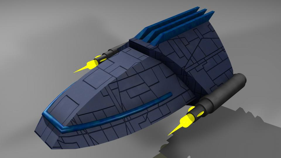"The Zachit were an organization dedicated to fight the ""north tip renegades"", meaning the renegades pestering the Crescent. Their ships were a bit faster and better armed than the original variants. The Zachit Fighter, a modified Crescent Fighter, was a common sight throughout the Crescent."