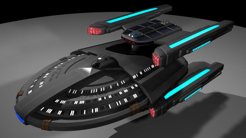 The Coriolis was designed as a fast and powerful attack ship with a number of new weapons to fight the Borg. It carried experimental ion torpedos to cripple Borg technology. That worked for a while, until the Borg adapted. However, the Coriolis is still a formidable warship.